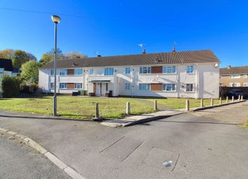 Thumbnail 2 bed flat for sale in Roche Crescent, Fairwater, Cardiff