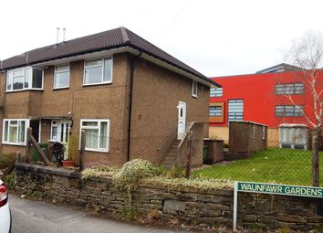 Thumbnail 2 bed flat to rent in Waunfawr Gardens, Crosskeys, Risca