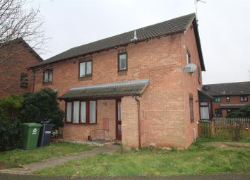Thumbnail 2 bed semi-detached house for sale in Cookson Close, Yaxley, Peterborough