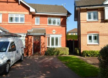 Thumbnail 2 bed mews house to rent in 25 Livingstone Close, Macclesfield