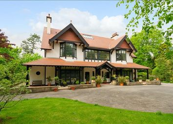 Thumbnail 7 bed detached house for sale in Kent Road, Harrogate