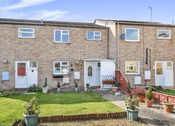 Thumbnail 3 bedroom terraced house for sale in Kevin Walk, Toftwood, Dereham