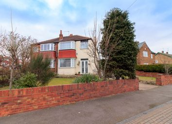 Thumbnail 3 bed semi-detached house for sale in Armthorpe Road, Doncaster