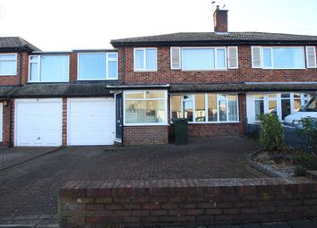 Thumbnail 4 bed detached house to rent in Whitton Way, Gosforth, Newcastle Upon Tyne