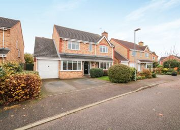 Thumbnail 5 bed detached house for sale in Pulham Avenue, Broxbourne