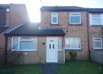 Thumbnail 3 bed terraced house to rent in Brook Court, Bedlington