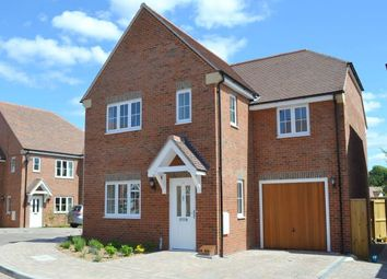 Thumbnail 4 bed property to rent in Capability Way, Greenham, Newbury