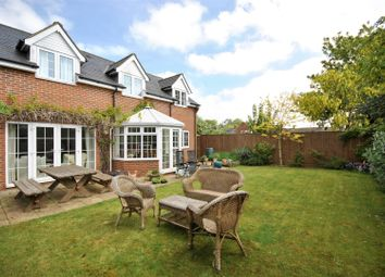 Thumbnail 4 bed detached house for sale in Corn Mill Close, Wing, Leighton Buzzard