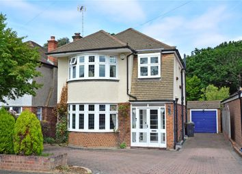 Thumbnail 3 bed detached house for sale in Grove Vale, Chislehurst