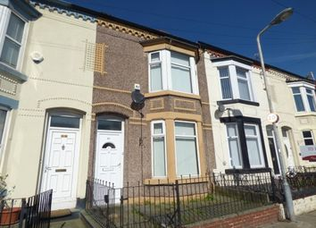Thumbnail 4 bed property to rent in Clare Road, Bootle