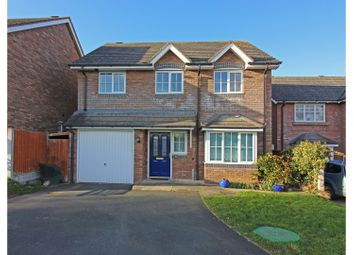 Thumbnail 4 bed detached house for sale in Severn Crescent, Eardington, Bridgnorth