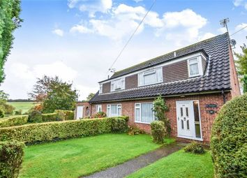 Thumbnail 3 bed semi-detached house for sale in The Smithy, Little Hadham, Hertfordshire