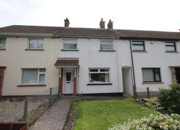Thumbnail 2 bed terraced house to rent in Newpark, Magheramorne, Larne