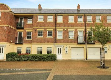 Thumbnail 4 bed terraced house for sale in Kingswood Court, Tynemouth, Tyne And Wear