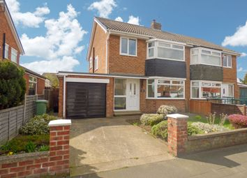 Thumbnail 3 bedroom semi-detached house for sale in Rimswell Road, Stockton-On-Tees