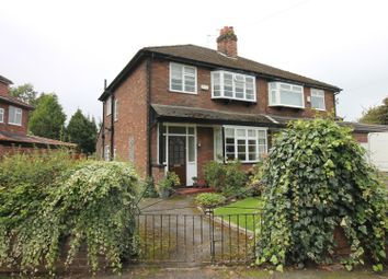 Thumbnail 3 bed semi-detached house for sale in Gleneagles Road, Urmston, Manchester