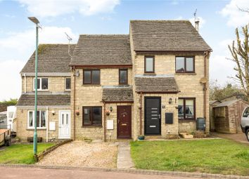 Thumbnail 2 bed terraced house for sale in Brook Close, Northleach, Cheltenham, Gloucestershire