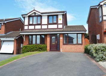 3 bed detached house for sale in Stratford Close, Dudley DY1