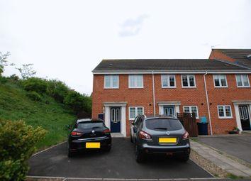 Thumbnail 3 bed terraced house for sale in Kelvedon Avenue, Kenton, Newcastle Upon Tyne