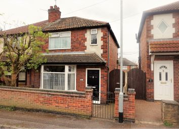 Thumbnail 3 bed semi-detached house for sale in Newton Drive, Nottingham