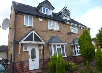 Thumbnail 4 bed town house to rent in Mariner Avenue, Edgbaston, Birmingham