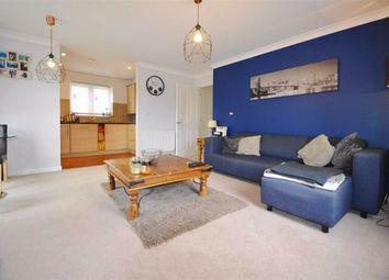 Thumbnail 2 bed flat for sale in Zeus Road, Southend-On-Sea