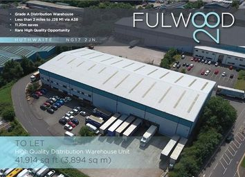 Thumbnail Light industrial to let in Fulwood 28, Huthwaite