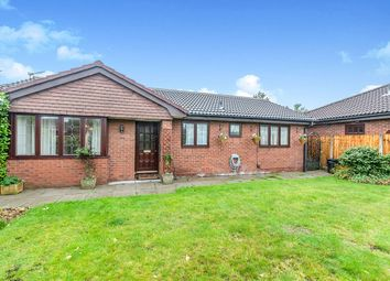 Thumbnail 3 bed bungalow for sale in Blackbrook Close, Widnes, Cheshire