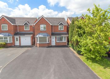 Thumbnail 5 bed detached house for sale in Harlescott Lane, Shrewsbury