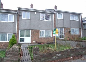 Thumbnail 3 bed terraced house for sale in Stoke, Plymouth, Devon