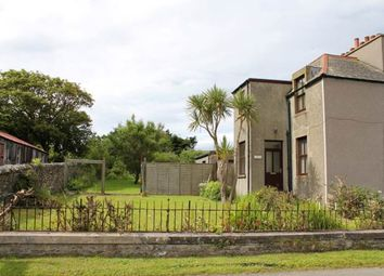 Thumbnail 3 bedroom end terrace house for sale in East Custom House Longhope, Hoy Orkney