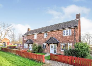 Thumbnail 2 bed semi-detached house for sale in Nettleton Drive, Witham St Hughs, Lincoln