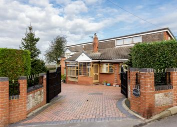 Thumbnail 4 bed bungalow for sale in Nursery Lane, Stockton Brook