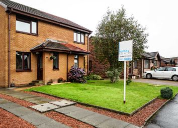 Thumbnail 2 bed semi-detached house for sale in Locher Way, Houston, Johnstone