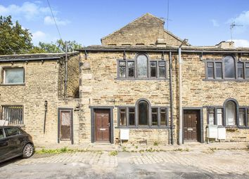 Thumbnail 2 bed terraced house to rent in Hall Street North, Halifax