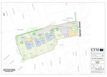 Thumbnail Land for sale in Ash Croft, Market Street, Poulton-Le-Fylde, Lancashire FY69Ap