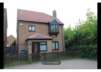 Thumbnail 3 bed detached house to rent in Linceslade Grove, Loughton, Milton Keynes