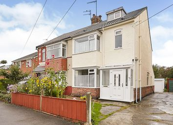 Thumbnail 3 bed semi-detached house for sale in Clifford Avenue, Hull, East Yorkshire