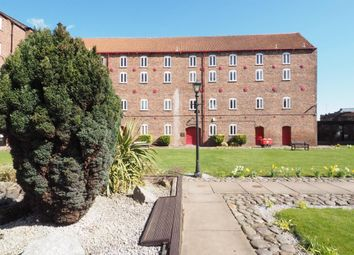 Thumbnail 1 bed flat for sale in Pease Court, High Street, Hull