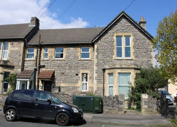 Thumbnail 1 bed flat for sale in Clifton Road, Weston-Super-Mare