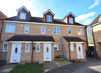 Thumbnail 3 bedroom town house for sale in Loxley Close, Hucknall, Nottingham