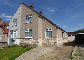 Thumbnail 3 bed semi-detached house for sale in Woodside Road, Bexleyheath, Kent