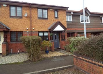 Thumbnail 2 bed terraced house for sale in Bickershaw Drive, Worsley, Manchester, Greater Manchester