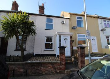 Thumbnail 2 bedroom terraced house to rent in Back Pier Plain, Gorleston, Great Yarmouth