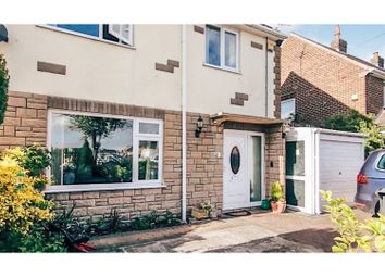 Thumbnail 3 bed semi-detached house for sale in The Glebe, Cossall