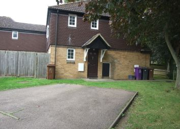 Thumbnail 1 bed maisonette to rent in Rosemont Close, Letchworth