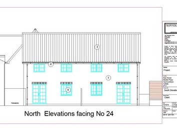 Thumbnail 2 bed semi-detached house for sale in Market Place, Saxmundham, Suffolk