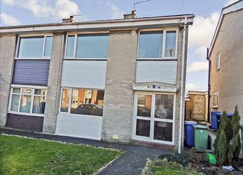 Thumbnail 3 bed semi-detached house to rent in Charters Crescent, South Hetton, Durham