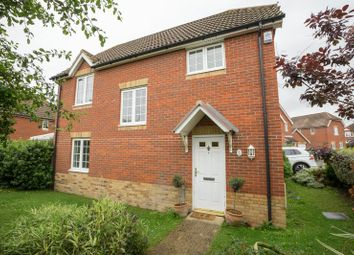 Thumbnail 3 bed detached house for sale in The Meadows, Chichester