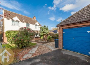 Thumbnail 4 bed detached house for sale in The Steadings, Royal Wootton Bassett, Swindon
